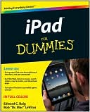 Edward C. Baig: iPad For Dummies