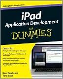 Neal Goldstein: iPad Application Development For Dummies