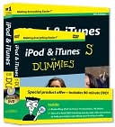 Tony Bove: iPod and iTunes For Dummies, Book + DVD Bundle