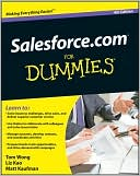 Tom Wong: Salesforce.com For Dummies