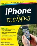 Edward C. Baig: iPhone For Dummies
