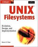 Steve D. Pate: UNIX Filesystems w/WS
