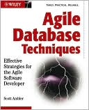 Scott Ambler: Agile Database Techniques: Effective Strategies for the Agile Software Developer