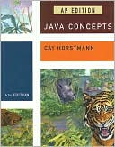 Cay S. Horstmann: Java Concepts Advanced Placement