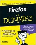 Book cover image of Firefox for Dummies by Blake Ross