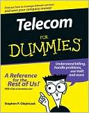 Stephen P. Olejniczak: Telecom for Dummies