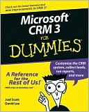 David Lee: Microsoft CRM 3 For Dummies