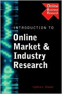 Cynthia L Shamel: Introduction to Online Market and Industry Research, Vol. 3