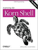 Book cover image of Learning the Korn Shell,2nd Edition by Bill Rosenblatt