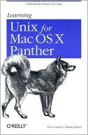 Dave Taylor: Learning Unix for Mac OS X Panther