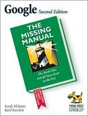 Sarah Milstein: Google: The Missing Manual