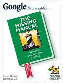 Sarah Milstein: Google: The Missing Manual