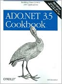 Bill Hamilton: ADO.NET 3.5 Cookbook, 2E