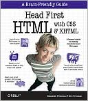 Eric Freeman: Head First HTML with CSS & XHTML