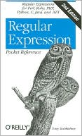 Tony Stubblebine: Regular Expression Pocket Reference