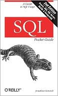 Jonathan Gennick: SQL Pocket Guide