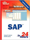 George W. Anderson: Sams Teach Yourself SAP in 24 Hours