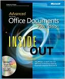 Stephanie Krieger: Advanced Microsoft Office Documents 2007 Edition Inside Out