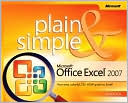 Curtis D. Frye: Microsoft Office Excel 2007 Plain & Simple