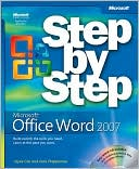 Joyce Cox: Microsoft Office Word 2007 Step by Step