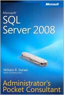 Microsoft Press: Microsoft ® SQL Server ® 2008 Administrator's Pocket Consultant