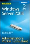 William R. Stanek: Windows Server 2008