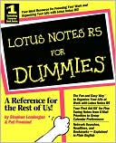 Stephen Londergan: Lotus Notes R5 For Dummies