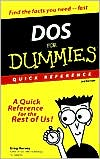 Greg Harvey: DOS For Dummies Quick Reference