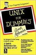 Levine: Unix For Dummies Quick Referen