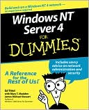 Ed Tittel: Windows NT Server 4 For Dummies