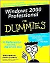 Andy Rathbone: Microsoft Windows 2000 Professional for Dummies