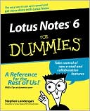 Stephen R. Londergan: Lotus Notes 6 For Dummies