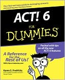 Fredricks: Act! 6.0 For Dummies