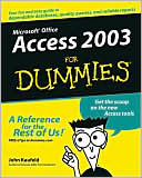 John Kaufeld: Access 2003 for Dummies