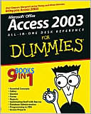 Alan Simpson: Access 2003 All-in-One Desk Reference For Dummies