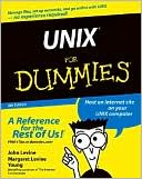 Book cover image of UNIX(R) for Dummies by John R. Levine