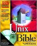 Paul Iarrera: Unix Bible [With 2 CDROMs]