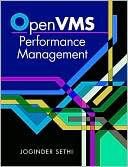 Joginder Sethi: OpenVMS Performance Management