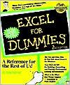 Greg Harvey: Excel For Dummies