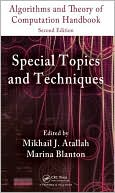 Mikhail J. Atallah: Algorithms and Theory of Computation Handbook, Second Edition, Volume 2: Special Topics and Techniques
