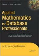 Lex de Haan: Applied Mathematics for Database Professionals