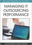Hans Solli-saether: Managing IT Outsourcing Performance